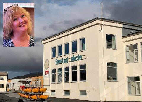 Gøril Jenssen går fra å være lærer til å bli ny assisterende rektor på Bøstad skole.