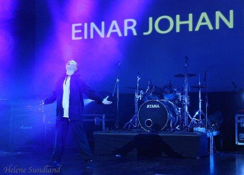 GA ALT: Einar Johan Ronæs.