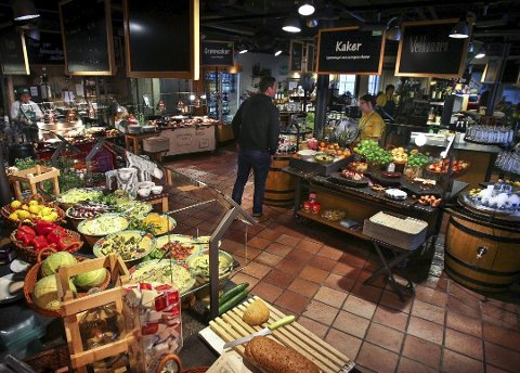 Marché Rygge har flere år blitt kåret til landets beste veikro.