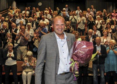 Borgerdialog:  Ny Kurs mener Høyres nye  ordfører-kandidat Harald Følgstad (bildet) ikke representerer noe nytt.