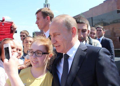 Wladimir Putin viser storsinn om Frode Berg løslates etter dommen på fjorten år.