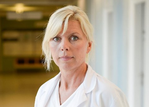 I KARANTENE: Smittevernoverlege Torni Myrbakk på UNN.