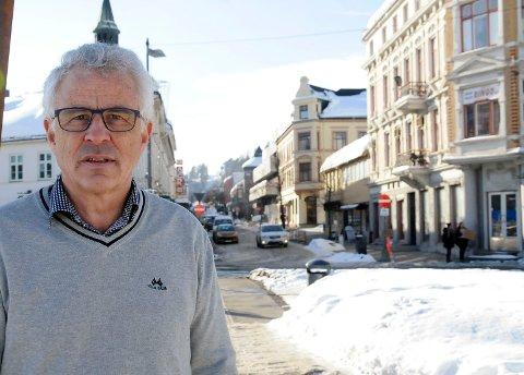 KAMP: – Vi har ingen arbeidsplasser å miste, sier regionsjef Tore Jan Killi i Gjøvikregionen.