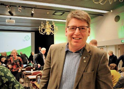 LETTET: Ola Tore Dokken er først og fremst lettet over at regjeringen legger bort kraftskattutvalgets innstilling.
