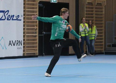 Håndballkeeper - En Andreas i godt slag er en av de beste håndball-målvaktene som befinner seg på norsk jord.