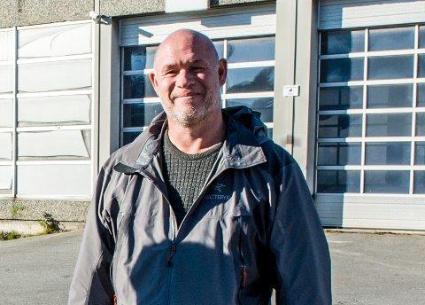 STILLE FØR STORMEN? Asle Granerud er administrerende direktør i Labo, boligbyggelaget som har om lag 4.700 boliger rundt omkring i Larvik.