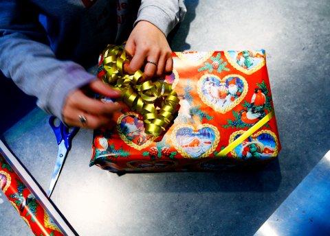 Når butikkene åpner igjen etter jula, er det klart for innrykk av kunder som vil bytte gaver de fikk til jul.