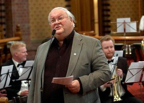 Øyvind Klingberg var en ekte porser