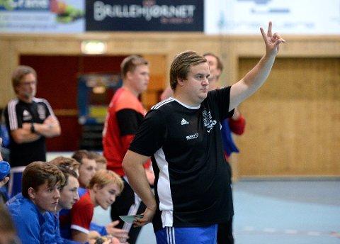 Gir seg: Brumundalen Thomas Jonsdal gir seg som håndballtrener på Lillehammer