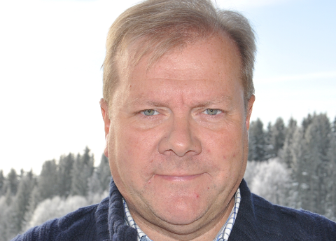 Kritisk til DAB: Radio-redaktør Anders Taaje. Arkivfoto