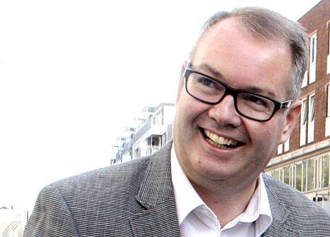 Ikke aktuell: Kjartan Berland er ikke en av personene som er inne i styrelederdiskusjonen i LSK. Foto: Torstein Davidsen
