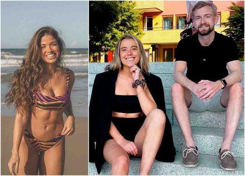 – Vi er inspirert av de vibrante fargene og kulturen. De eksplosive, energirike fargene som gir en «feel-good» stemningen, sier Robin Rismyhr (28) og Carina Vesterås (30).