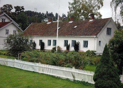 SISTE REST: Sætre gård får 1,4 millioner kroner av Hurum kommune dersom kommunestyret er enige med formannskapet.