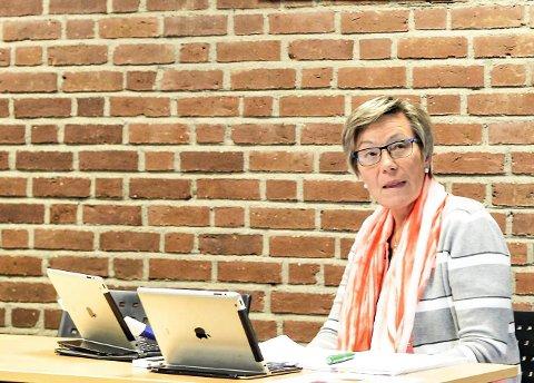 SØKER: Seksjonsleder for park, idrett og friluftsliv, Ingrid Marie Eidsten, er én av de 14 som vil bli kommunalsjef etter Siri Fristad Mathisen.