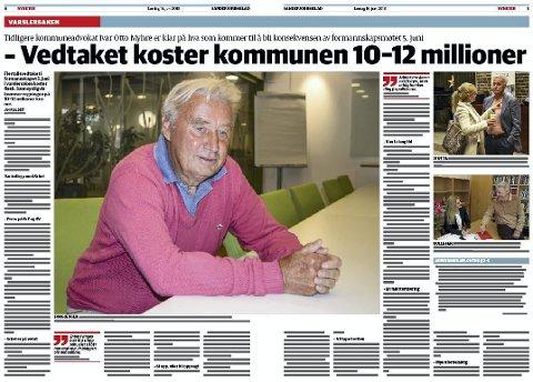 Varslersaken: Det er svært uheldig at  Ivar Otto Myhre velger å gå ut i avisa med  påstander som den tidligere kommuneadvokaten ikke har dekning for, skriver Karin Virik.