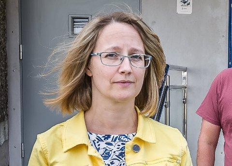 Kommuneoverlege Karianne Bergman.