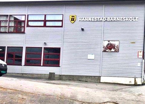Hannestad barneskole er i løpet av noen få uker rammet av to store smitteutbrudd.