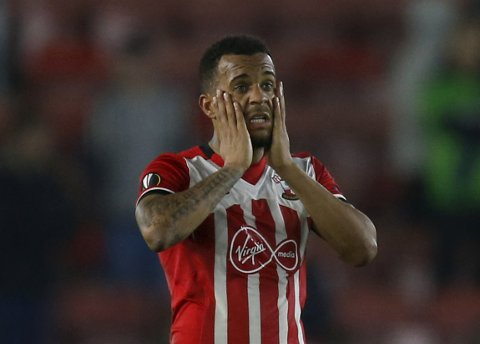 Britain Soccer Football - Southampton v Hapoel Be'er Sheva - UEFA Europa League Group Stage - Group K - St Mary's Stadium, Southampton, England - 8/12/16 Southampton's Ryan Bertrand looks dejected after the match  Action Images via Reuters / Paul Childs Livepic EDITORIAL USE ONLY.