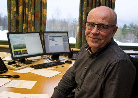 Treschows mann: Knut Malmquist, daglig leder i Fritzøe Skoger, er svært lite interessert i å kommentere saken overfor ØP. Arkivfoto