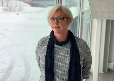 KJØRER IKKE: Skien Taxi har bestemt at de ikke ønsker å kjøre personer for å ta koronatest. Til det er konsekvensene for store ifølge daglig leder Heidi Bordier.
