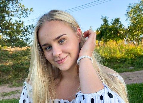 FLYTTER TIL GRENLAND: Tuva Marie Skar er klar for et spennende steg i karrieren. Foto: Privat