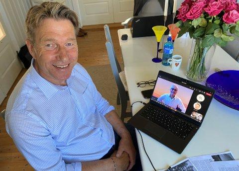 MULIG STATSRÅD: Terje Aasland stiller til valg for Ap i Telemark for femte gang. Blir det regjeringsskifte er han en klar kandidat som næringsminister eller industriminister.
