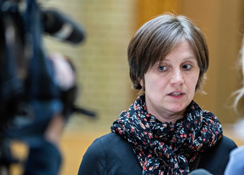 Kjersti Toppe, helsepolitisk talsperson i Senterpartiet, har lagt fram et forslag om ny politikk for finansiering og dimensjonering av offentlige sykehus.