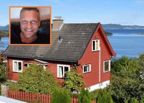VINN-VINN SITUASJON: Jan Walter Riddervold håper å bli kvitt hus og garasje i løpet av mai.