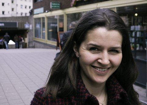 """AKTUELL BOK: Ingrid Wergeland er forfatteren bak """"I takt med tiden: Hvorfor kortere arbeidstid er bedre for alle""""."""