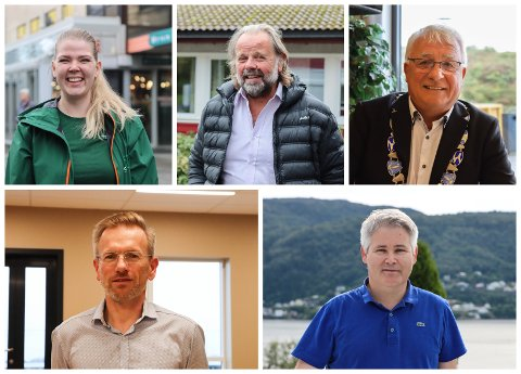 Ordførarane Sara Hamre Sekkingstad, Hallvard Oppedal og Per Lerøy, frå høvesvis Alver, Gulen og Austrheim er dei høgst lønna ordførarane. Alver-rådmann Ørjan Raknes Forthun og varaordførar i Alver, Øyvind Oddekalv er også høgst lønna i sine roller i regionen.