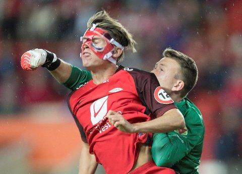 Kasper Skaanes hare sagt nei til å forlenge med Brann. Nå har klubben sagt nei til to ulike bud på Nymark-gutten.