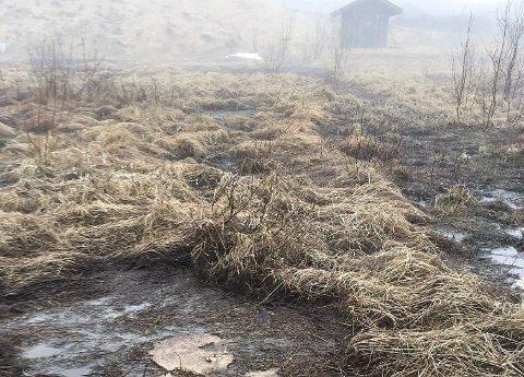 UT I GRUNNEN: Kommunen er bekymret for forurensning av grunnen i Solesetra-området på Norefjell og har sendt varsel om tilsyn.