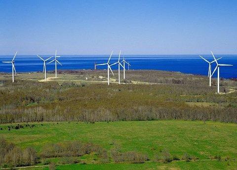 SELGES: Vardar selger seg ut av vindkraft i Estland.