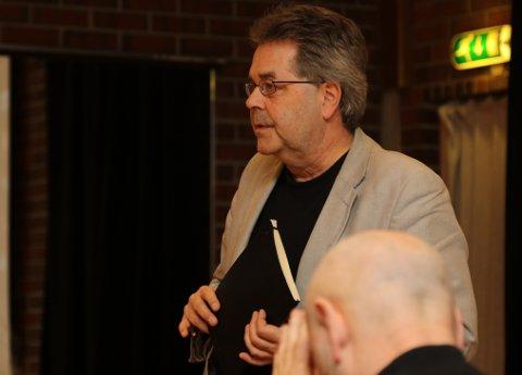 Kommunalsjef Anders Moen.