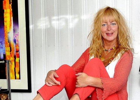 Anniken Paulsen er årets festivalkomponist under Egil Hovland-festivalen.