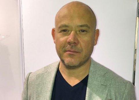 DEN NYE SJEFEN: Anders Åsle er ansatt som ny daglig leder i Stjernen.
