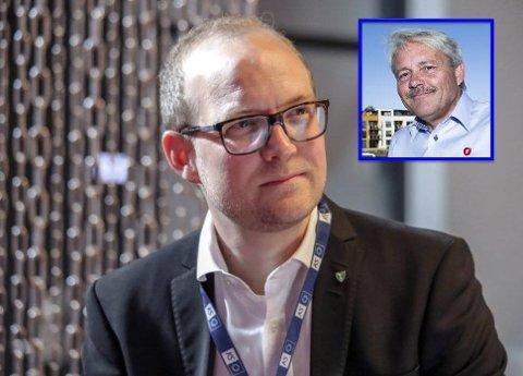 Ole André Myhrvold tok initiativet til å stanse prosessen med en stor og samlet Østfold tingrett. Den kunne havnet i nye og moderne lokaler i Fredrikstad. Representantforslaget fra Myhrvold fikk Bjørnar Laabaks stemme.