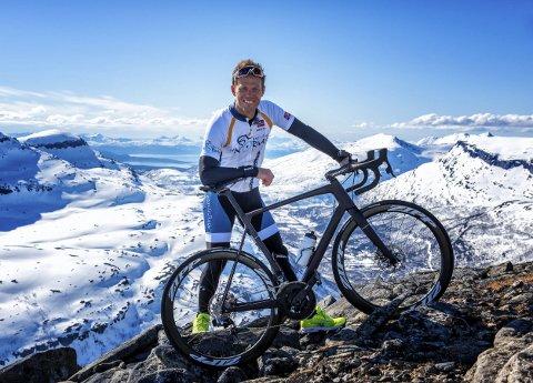 ARCTIC RACE-AMBASSADØR: Thor Hushovd skjønner godt at flere vil sykle om sommeren i Nord-Norge.