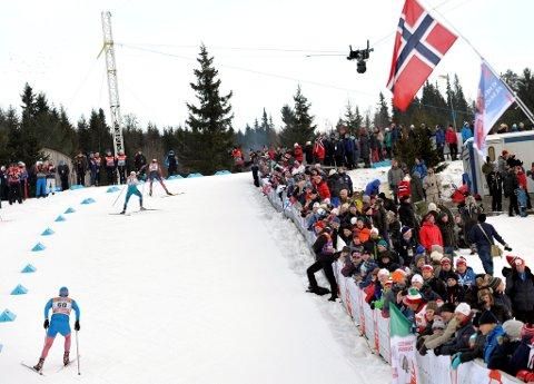 Kommunedirektøren legg til grunn at Lillehammer framleis skal vere ein arrangør av verdscup i langrenn, hopp og kombinert.