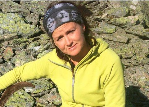 NY NASJONALPARKFORVALTER: Mari Melbø Rødstøl, Åndalsnes, klar for oppgavene i Reinheimen.