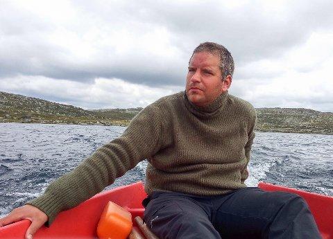 Tor Helge Haara Tjemsland, formann Røldal fjellstyre.