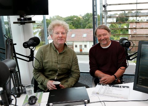 Samme dag som Øyvind Staveland og Bjørn Dybdahl annonserte konsertene på Høvleriet ble den første av dem utsolgt. Foto: Alfred Aase