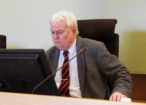 Dommer Per Annstein Aarvik.