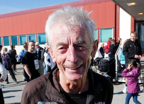 BLIR SAVNET: Arne Innbjo døde natt til mandag.