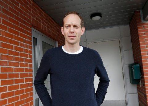 KOMMUNEOVERLEGE: Jostein Helgeland i Haugesund.