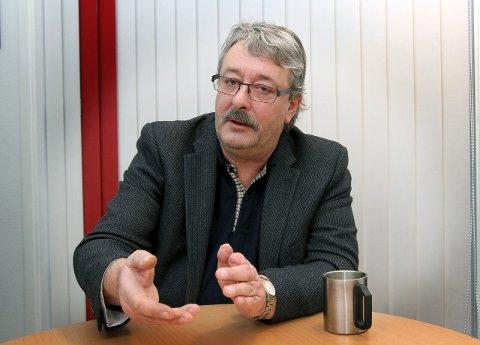 Stans: Fylkesråd Knut Petter Torgersen vil ha slutt på ufrivillig deltid.