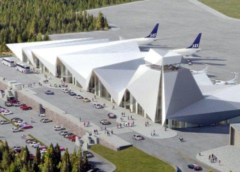-Aksjonærer i Polarsirkelen Lufthavnutvikling bør ikke jobbe med høringsuttalelser i forbindelse med flyplasstrukturen på Helgeland, mener Bjørn Larsen, leder i Mosjøen Næringsforening.