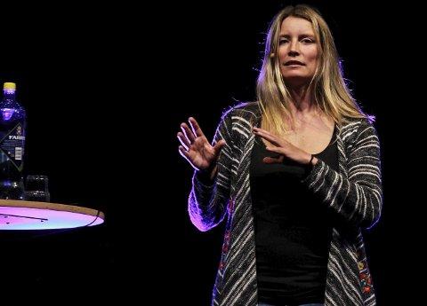 Inspirasjon: Mariann Sæther skal i år som i fjor inspirere graneværingene under Granedagene. foto: Benedicte Wærstad Bildetekst
