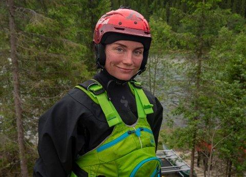 Mariann Sæther vant VM i ekstrem padling i Idaho i midten av juni i år.
