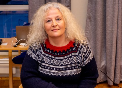 TAKKNEMLIG: Bente Haug ble søndag enstemmig valgt som nestleder i FeFo-styret. – Jeg er takknemlig for å få denne tilliten av styremedlemmene, sier hun.